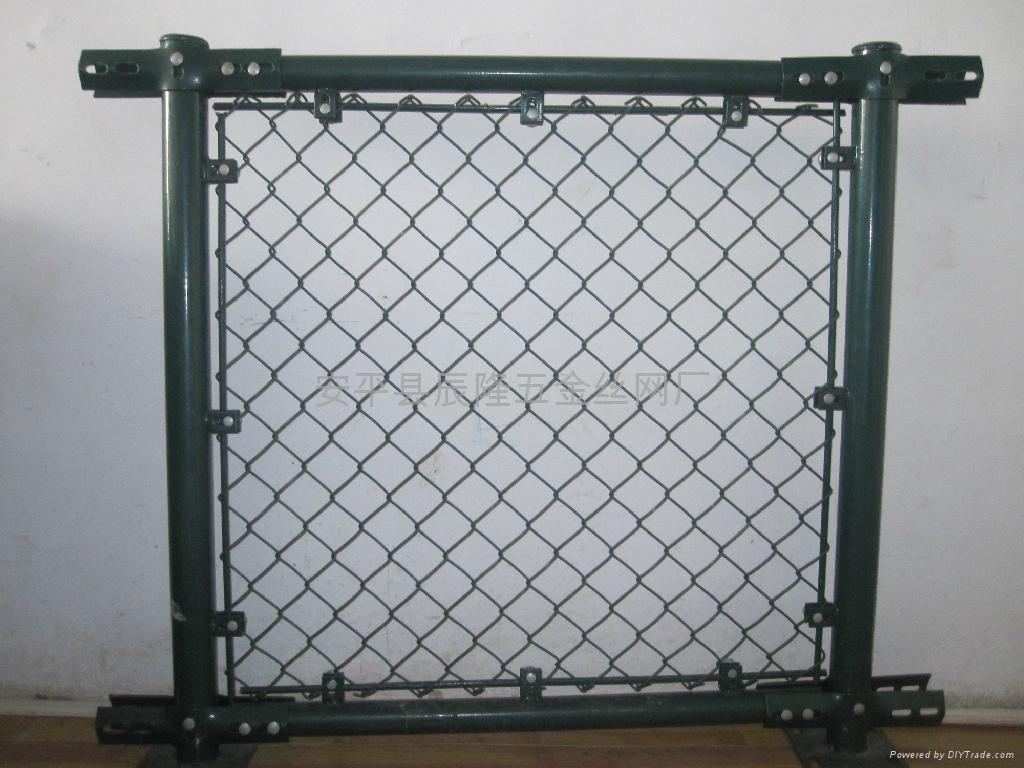 组装式球场围网图片