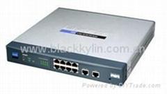 思科 RV082 雙 WAN 口 VPN 路由器