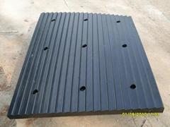 橡膠坡度減噪板hs-089