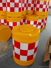 塑料防撞桶hs-28