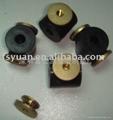 供应加工各类橡胶包铜件