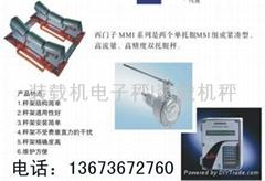 西門子MSI電子皮帶秤