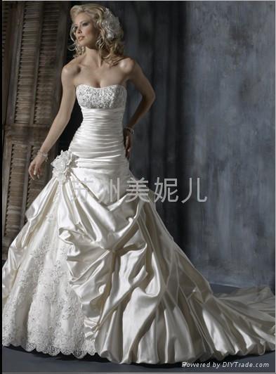 批發熱銷新婚婚紗JY07 1