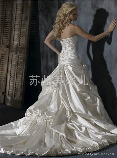 批發熱銷新婚婚紗JY07 2
