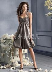 Elegant Wedding Dress JH09