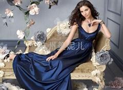 Elegant Wedding Dress F1157