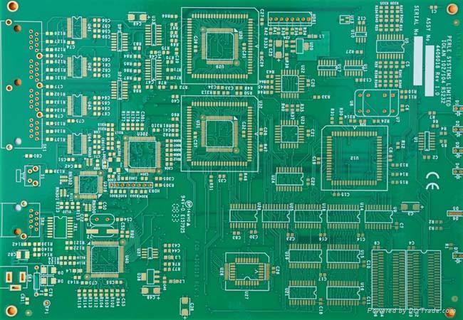 Printed circuit board - , the free encyclopedia