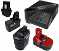 Bosch Power Tool Battery Universal Charger