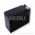 12v8Ah rechargeable VRLA storage battery