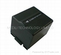 Digital Camcorder Battery Fits for Cga-Du14 / Vbd140