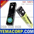 [Y-DVRGUM] Hidden Spy Gum Camera Pocket