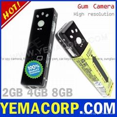 [Y-DVRGUM] Hidden Spy Gum Camera Pocket Camera from YEMACORP
