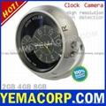 [Y-CKCAME] High Definition Hidden Clock