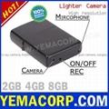[Y-LRDV05]HD Lighter Camera 1280x960 4GB