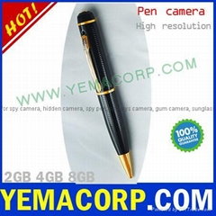 [Y-MP9LUX] High resolution 720P HD Pen Camera