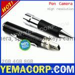 4GB Pen Camera