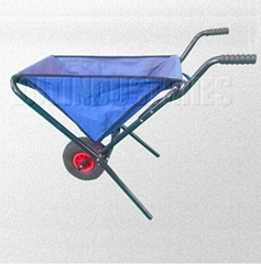 foldable wheelbarrow tc1001