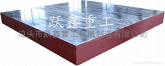 錳鋼焊接平板大型平台