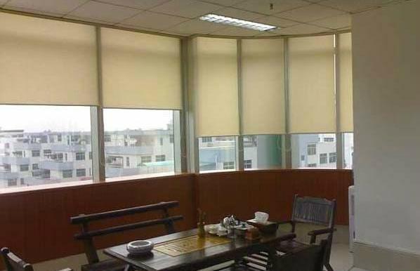 深圳福田办公室窗帘 2