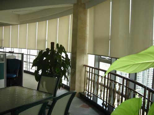 深圳福田办公室窗帘 3