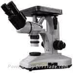 立式倒置式单目双目三目金相显微镜