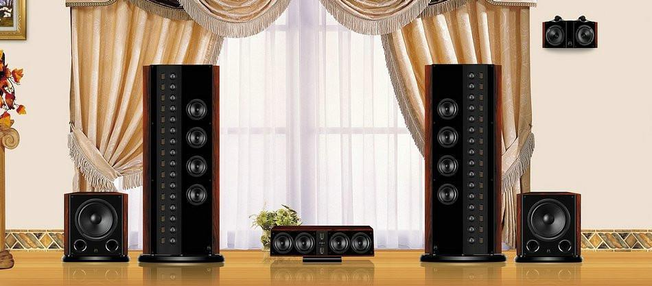 High End Audio Speakers: How to Actually Place Home Theater Speakers?
