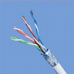 Control Cable with Cu Core, XLPE Insulation, PVC Sheath, Copper Tape Shielding