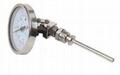 135 Angle Type Bimetallic Thermometer