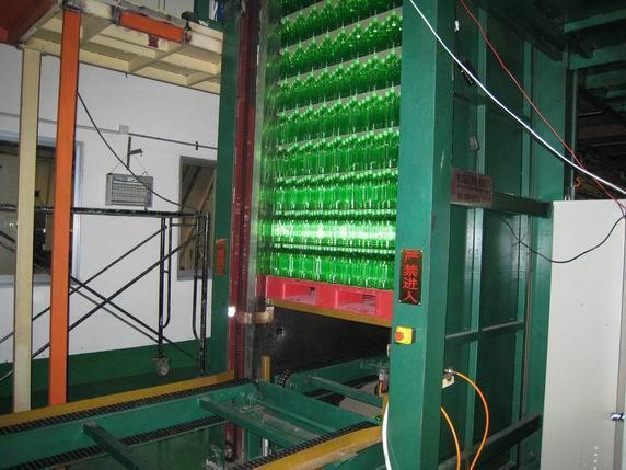 塑料空瓶码垛机 3