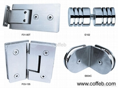 Stainless Steel glass door hinge