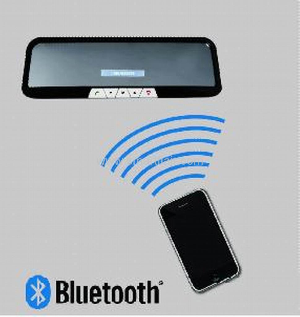 mirror bluetooth car kit 1