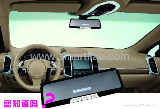 mirror bluetooth car kit 2