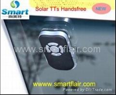 Solar TTS bluetooth car kit