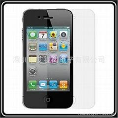 蘋果IPHONE 4G 手機磨砂保護膜