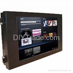 Wall Mounted Interactive  Kiosk RYW105
