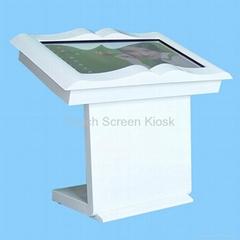 Large Size Monitor Kiosk RYL124