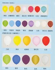balloons&peal balloons