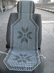 Glass Beads Car Seat Cover