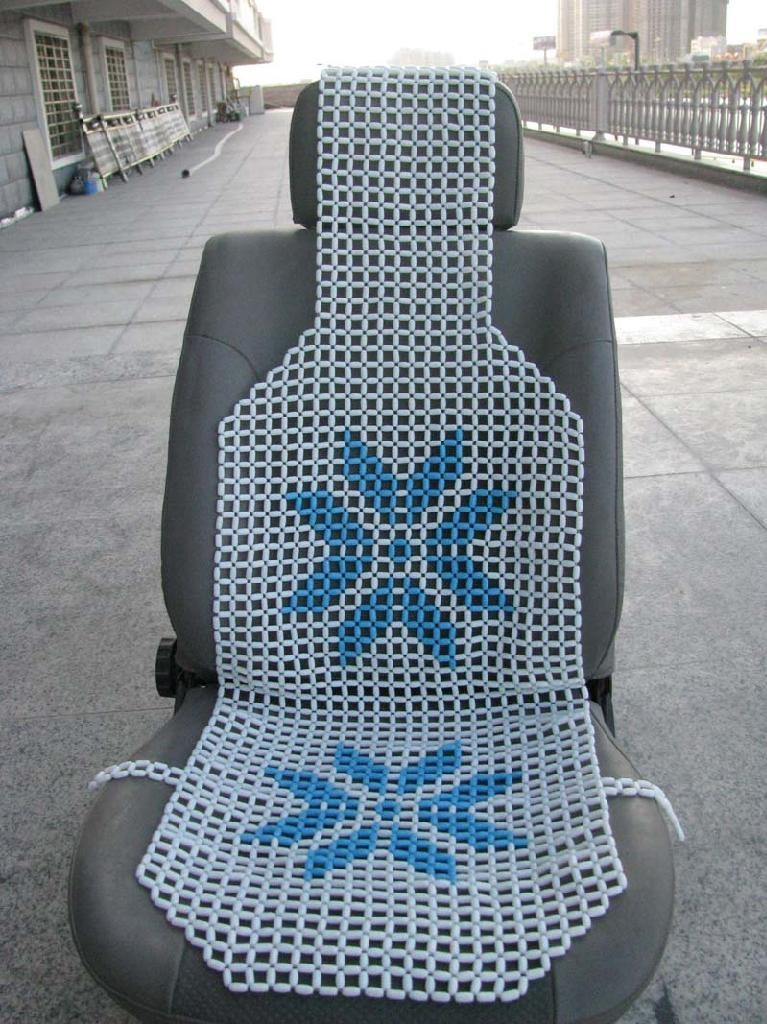 Glass Beads Car Seat Cover 1