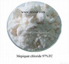 Mepiquat chloride 97%TC