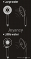 LED shower head-JNC-S018 4