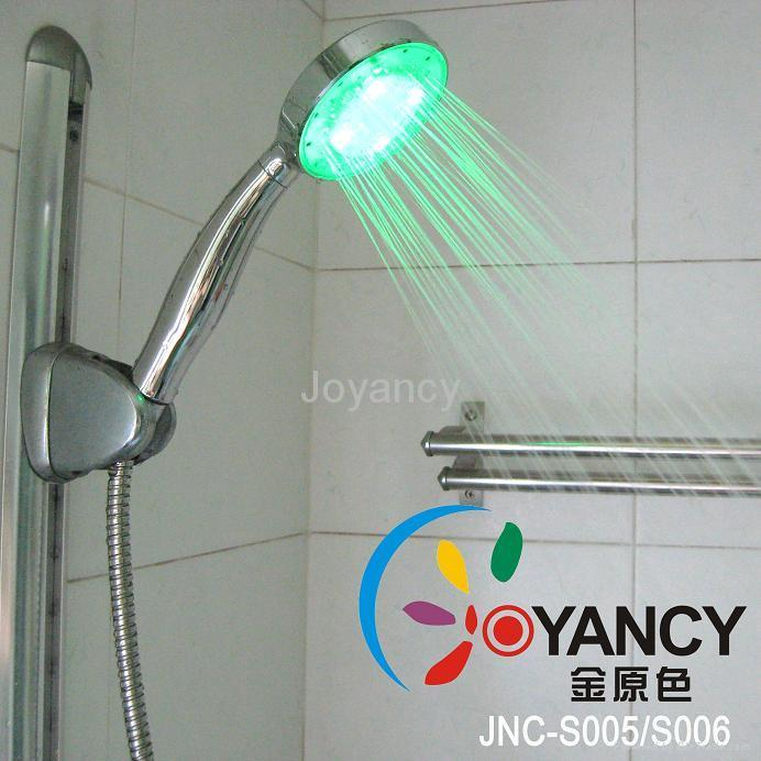 LED shower head-JNC-S006 3