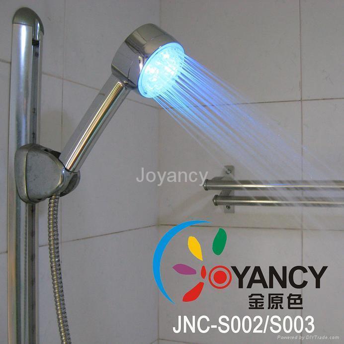 LED shower head-JNC-S003 1