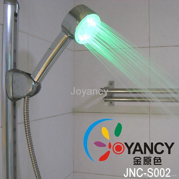 LED shower head-JNC-S003 4
