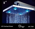 LED overhead shower-JNC-TS08