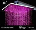 LED overhead shower-JNC-TS05