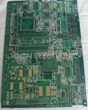 Printed Circuit Board(multilayer PCB) 1