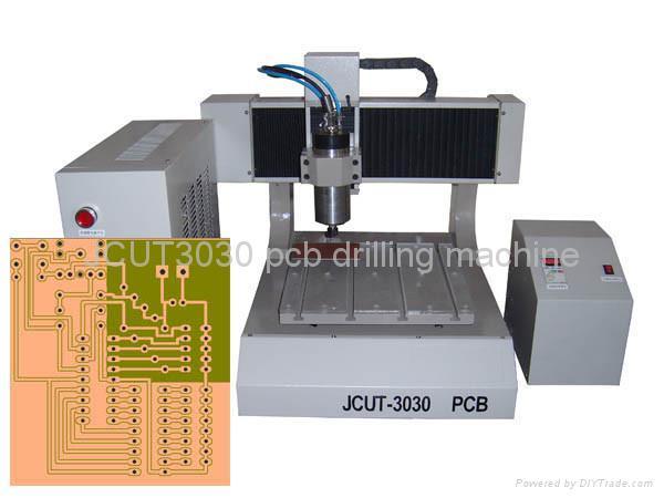 Professional CNC PCB drilling machine-JCUT3030B - jcut3030 - jcut
