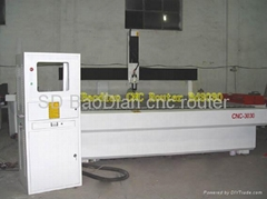 Baodian woodworking cnc router