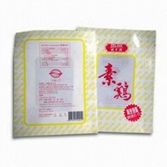 PE Laminated Food Packaging Bag with Zipper